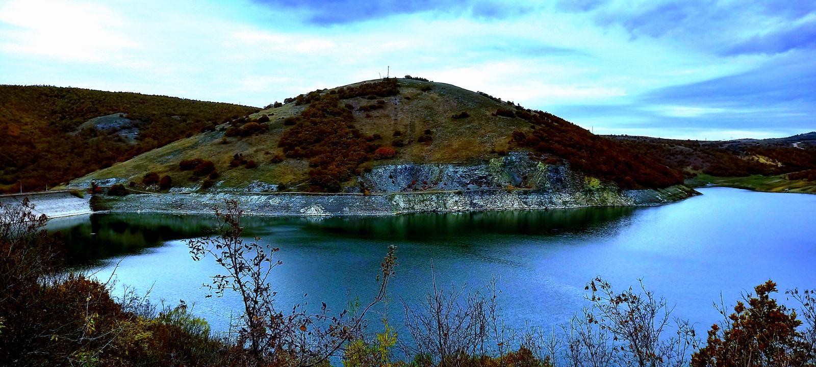 Badovci lake kosovo balkandestination 2