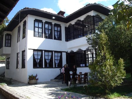 Emin Gjiku Ethnologic Museum Building Prishtina Kosovo11