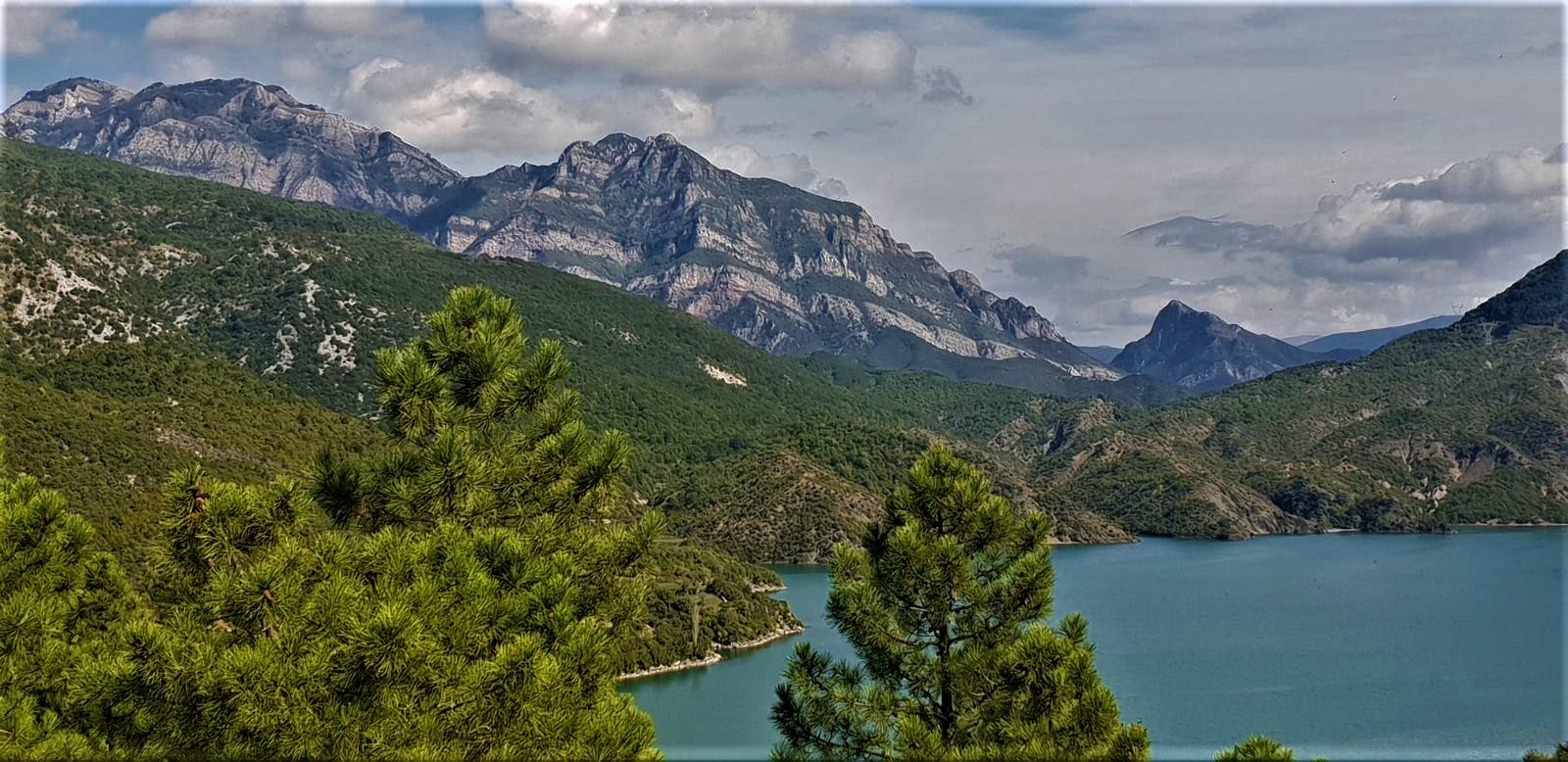 balkandestination komani lake albania