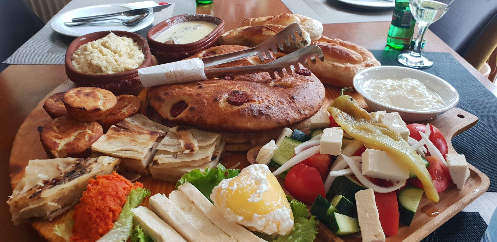 balkandestination traditional food kosovo