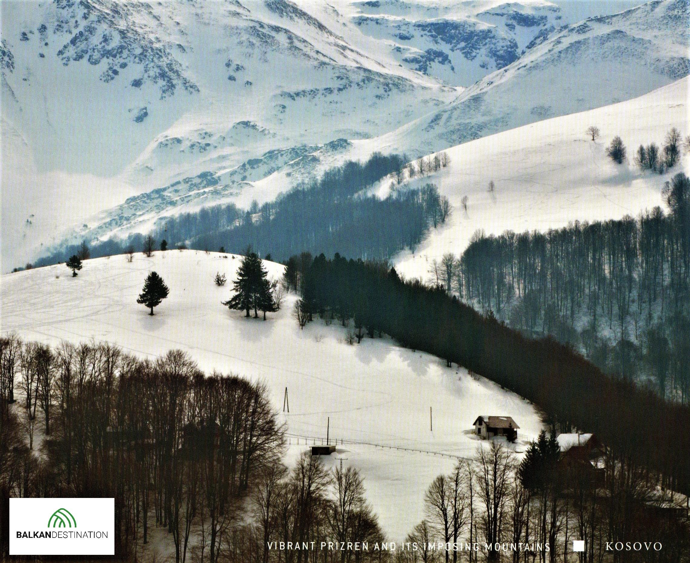 sharri mountains kosovo balkandestination