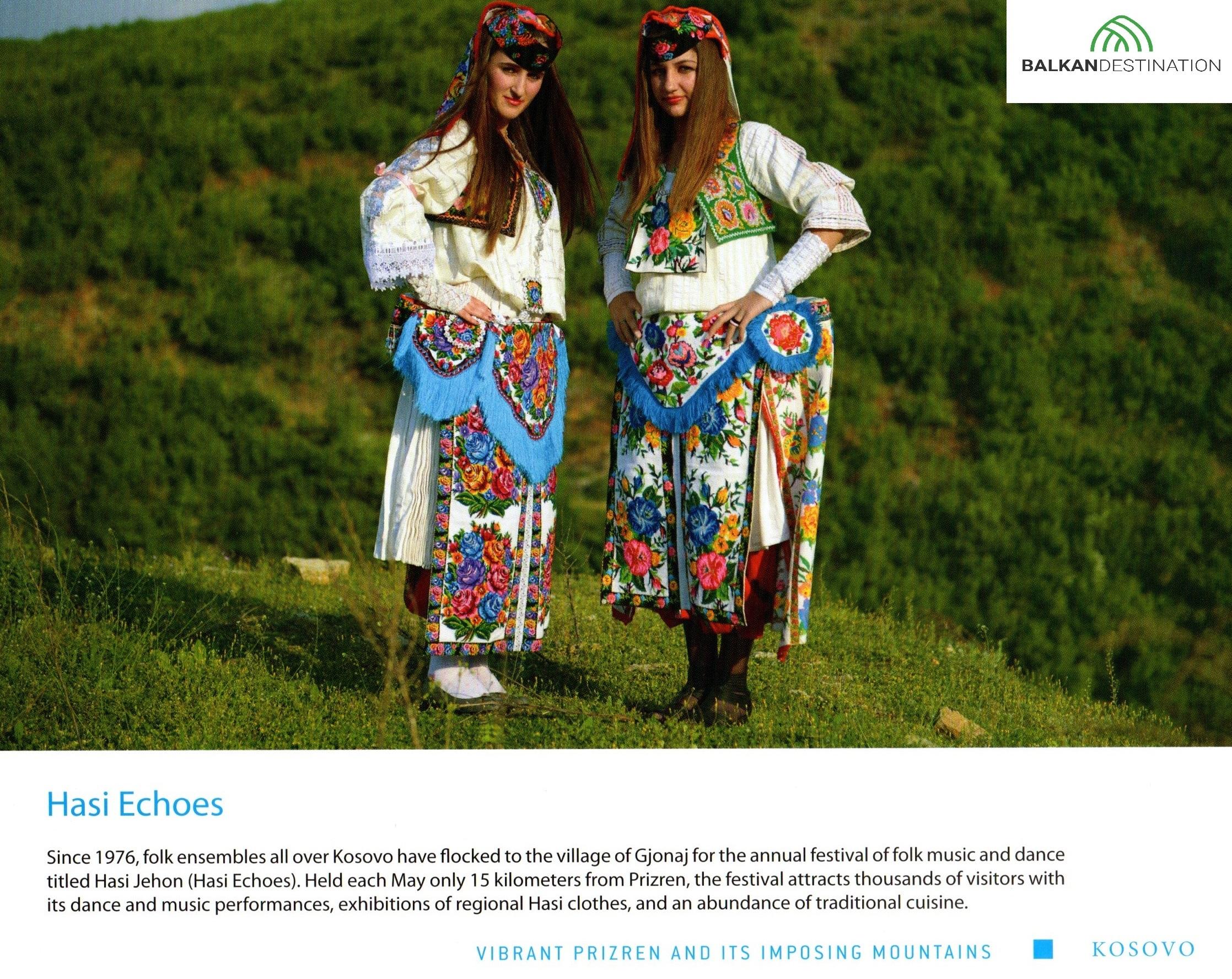 traditional costumes of southern kosovo balkandestination
